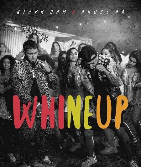 """La superestrella de la música urbana NICKY JAM se une al pionero del Trap en español ANUEL AA para lanzar """"WHINE UP"""""""