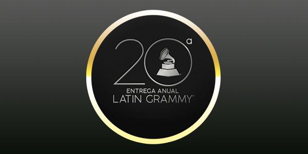 Los artistas de Sony Music dominan en la vigésima Entrega Anual del LATIN GRAMMY®