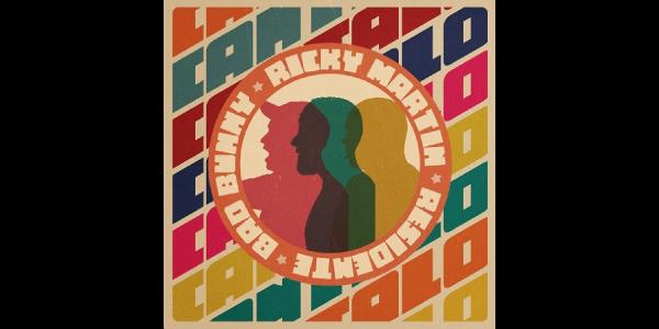 """RICKY MARTIN estrena su impactante sencillo """"CÁNTALO"""" junto a RESIDENTE y BAD BUNNY"""