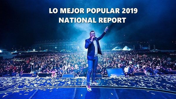 LO MEJOR POPULAR 2019