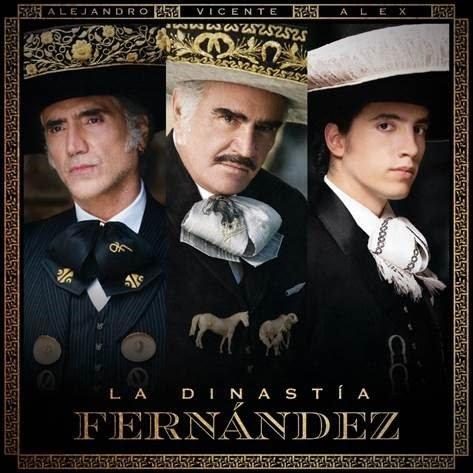 """VICENTE FERNÁNDEZ presenta el audio oficial de la histórica presentación de """"LA DINASTÍA FERNÁNDEZ"""" en los Latin GRAMMY®"""