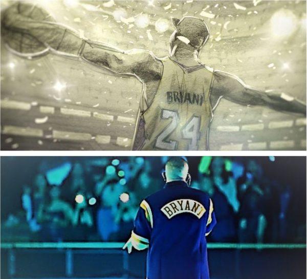 6 Rings el sentido homenaje de Bad Bunny a Kobe Bryant