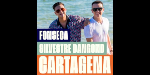 """FONSECA y SILVESTRE DANGOND presumen lo mejor de Colombia con su sencillo y video """"CARTAGENA"""""""