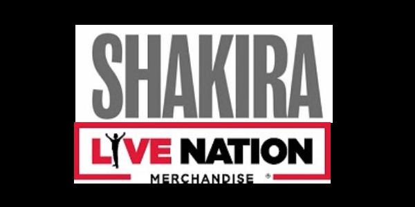 SHAKIRA estrena artículos de colección para celebrar su actuación en el medio tiempo este 2020 producido por Live Nation Merchandise