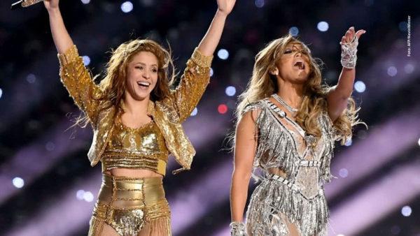 Shakira y Jennifer López, Dos Latinas Que La Sacaron Del Estadio En El Super Bowl 2020