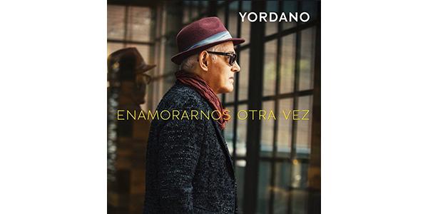 """YORDANO el legendario cantautor romántico nos regala su nuevo sencillo y video """"ENAMORARNOS OTRA VEZ"""""""