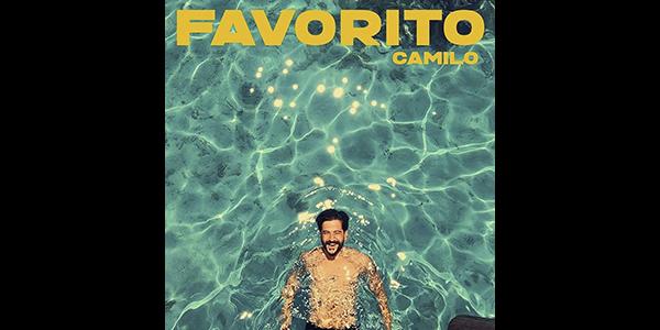 """CAMILO nos presenta su nuevo tema """"FAVORITO"""""""