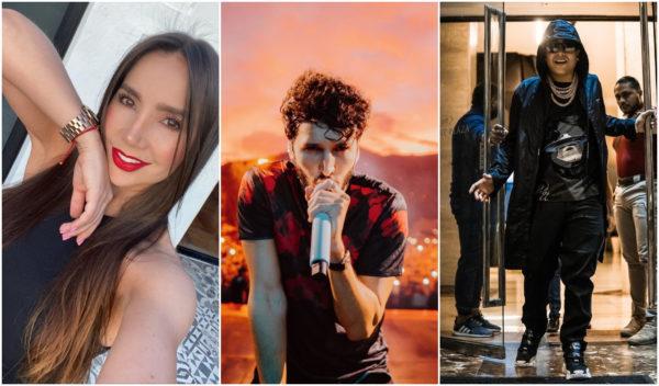 Estas son las nuevas canciones que ingresaron en el Top 100 de la semana