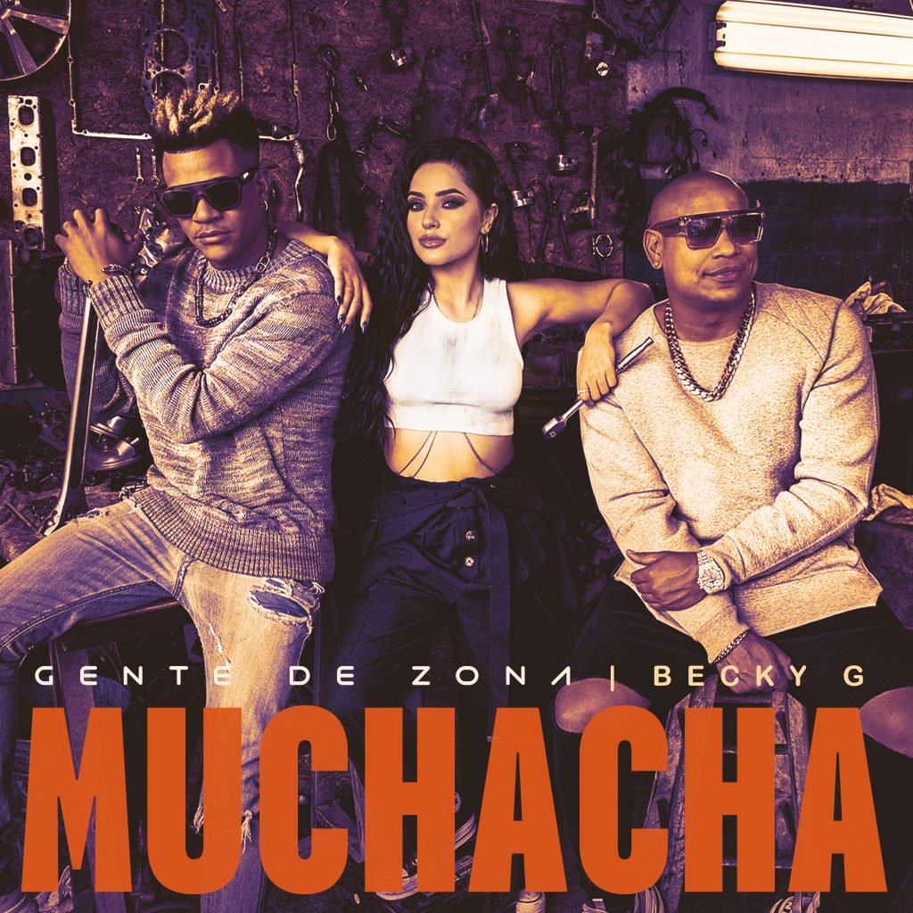 """Las estrellas de la música GENTE DE ZONA y BECKY G estrenan """"MUCHACHA"""""""