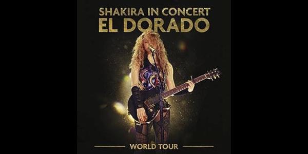 """Lee más sobre el artículo """"SHAKIRA IN CONCERT: EL DORADO WORLD TOUR"""" obtiene dos medallas de oro en la premiación New York Festivals® TV & Film Awards 2020"""
