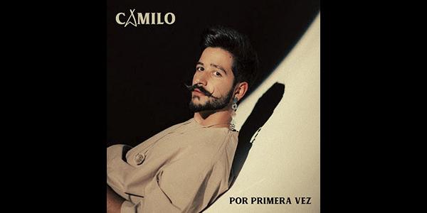 CAMILO debuta en el #1 de la lista Latin Pop Albums de Billboard con POR PRIMERA VEZ