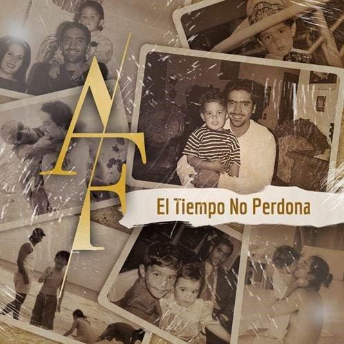 """El heredero ALEX FERNÁNDEZ regresa para presentar su nuevo y emotivo sencillo """"EL TIEMPO NO PERDONA"""""""