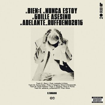 """""""GUILLE ASESINO"""" marca la ingeniosa continuación del último éxito de C. TANGANA """"NUNCA ESTOY"""" y el anuncio oficial de su próximo EP BIEN :("""