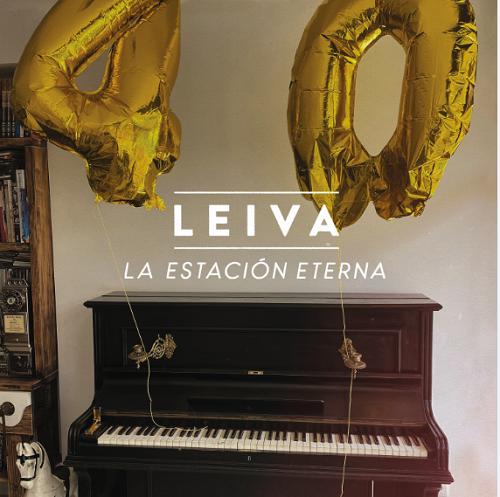 """LEIVA sorprende a sus seguidores publicando """"LA ESTACIÓN ETERNA"""""""