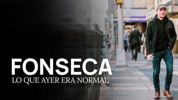 """""""LO QUE AYER ERA NORMAL"""" LA CANCIÓN PERFECTA DE FONSECA"""