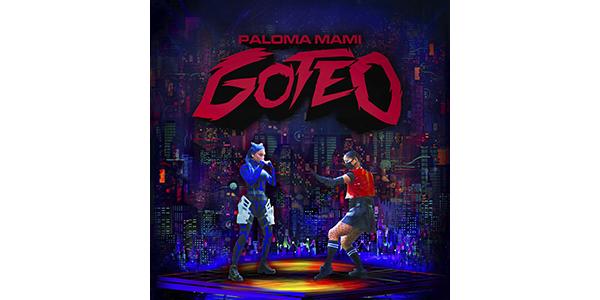 """PALOMA MAMI se convierte en heroína de videojuego en su nuevo sencillo y video """"GOTEO"""""""
