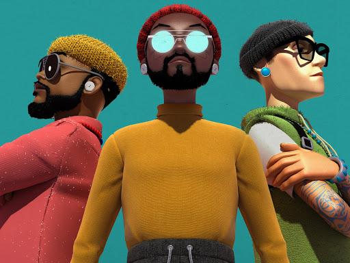 Black Eyed Peas estrena su octavo Album con Maluma
