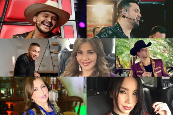 ESTOS SON LOS ARTISTAS POPULARES MAS DESTACADOS DEL MES DE JUNIO EN COLOMBIA