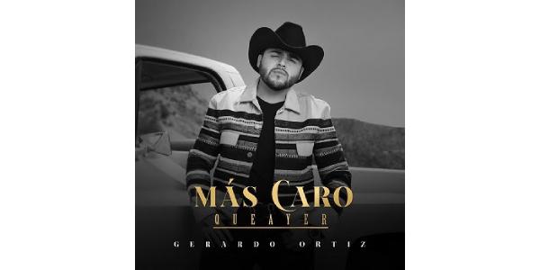 """GERARDO ORTIZ llega a la cima de la lista """"Regional Mexican Airplay"""" de Billboard con su sencillo """"OTRA BORRACHERA"""""""