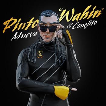"""PINTO """"WAHIN"""" junto a OSCARCITO presentan el sencillo """"MUEVE EL CONEJITO"""""""