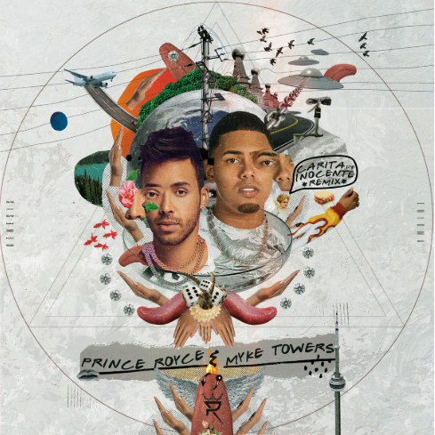 """PRINCE ROYCE se une a MYKE TOWERS para el remix de su hit """"CARITA DE INOCENTE"""""""
