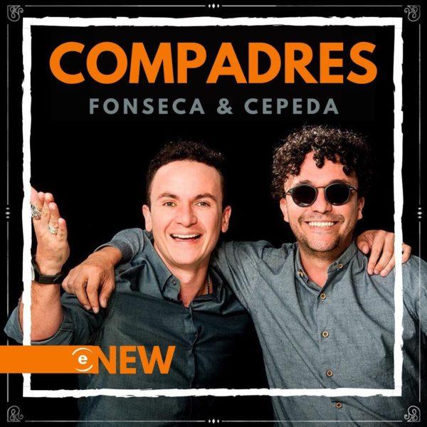 Se estrena «CAMINO A CASA» de COMPADRES el nuevo álbum que lanzan Fonseca y Andrés Cepeda