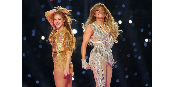 SONY MUSIC LATIN Congratulates JENNIFER LOPEZ And SHAKIRA For Their EMMY® Nominations For Their Performance At The Super Bowl LIV Halftime Show