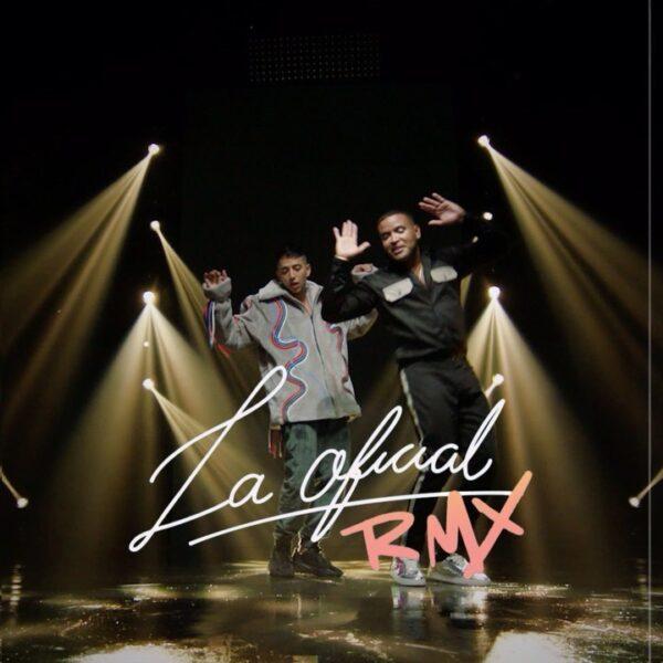 """Andy Rivera llega con el super Remix de """"La Oficial"""" y la colaboración de Zion & Lennox"""
