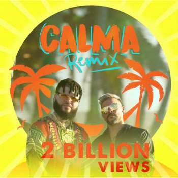 PEDRO CAPÓ alcanza las dos mil millones de visualizaciones con CALMA REMIX