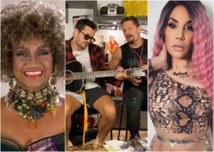 Camilo, Jessi Uribe y Jorge Celedón la cuota colombiana en el festival «Calle ocho live» de Miami, edición 2020.
