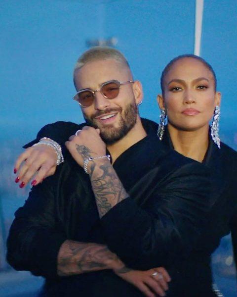 "Jennifer Lopez & Maluma cantan, actúan e impactan con el video de ""Pa ti + Lonely"""