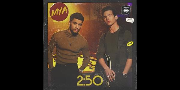 """MYA presenta nuevo sencillo y video """"2:50"""""""