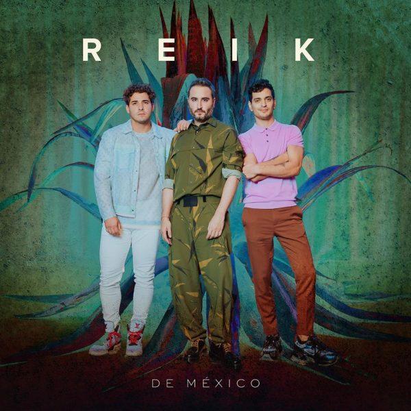"""Reik, revive 6 grandes éxitos, en su nueva producción """"De México 2020"""""""