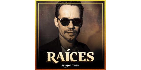 MARC ANTHONY da inicio a RAÍCES, la serie de mini-documentales de Amazon Music LAT!N