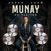 MUNAY el nuevo álbum de PEDRO CAPÓ recibe reconocimientos en Colombia y Perú