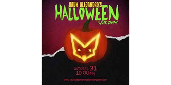 Lee más sobre el artículo RAUW ALEJANDRO presenta su Virtual Halloween Show este 31 de octubre a las 10 p.m.