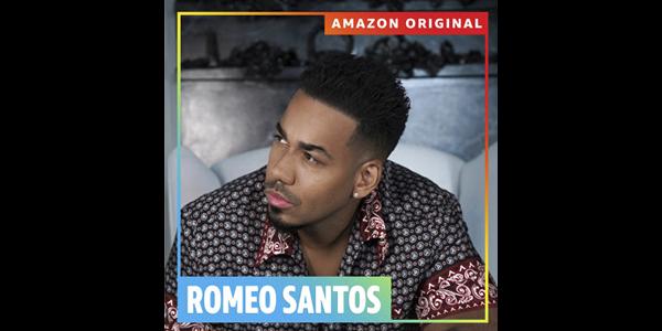 """ROMEO SANTOS """"El Rey De La Bachata"""" lanza una versión renovada de """"El Beso Que No Le Di"""" en Amazon Music LAT!N"""