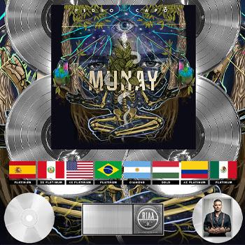 PEDRO CAPÓ recibe reconocimiento global por su más reciente producción discográfica MUNAY