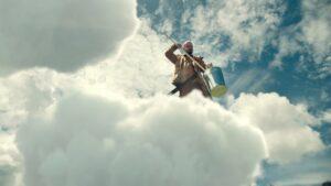 """Rauw Alejandro y J Balvin en """"DE CORA"""" trabajan en un campo de nubes artificiales"""