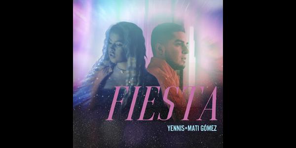 """YENNIS & MATI GÓMEZ lanzan el dueto juvenil de la temporada con """"FIESTA"""""""