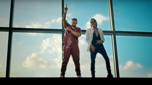 Daddy Yankee del Reggaetón a la Salsa con Marc Antony