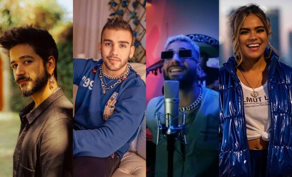 Estos son los Artistas Top del ranking musical en Colombia, a dos semanas de terminar el 2020