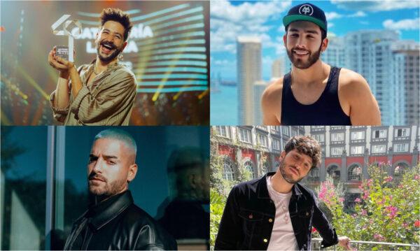 Los exitos más sonados en las emisoras en este diciembre de 2020, son de 4 cantantes Colombianos