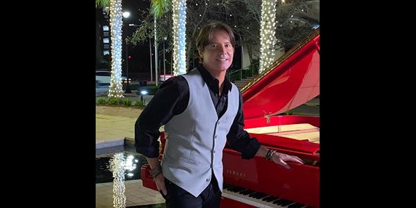PIANO, MÚSICA, NAVIDAD Celebra Navidad con la música más bella de la temporada ARTHUR HANLON UN PIANO EN NAVIDAD