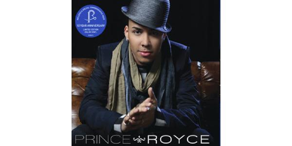 PRINCE ROYCE lanza una edición limitada en formato vinilo por el décimo aniversario de su álbum debut homónimo