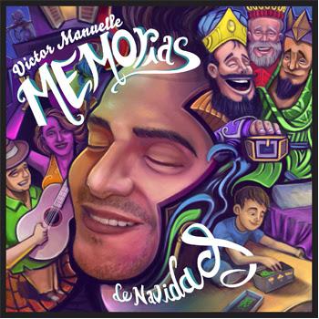 VÍCTOR MANUELLE estrena la parte visual de su aclamado álbum MEMORIAS DE NAVIDAD