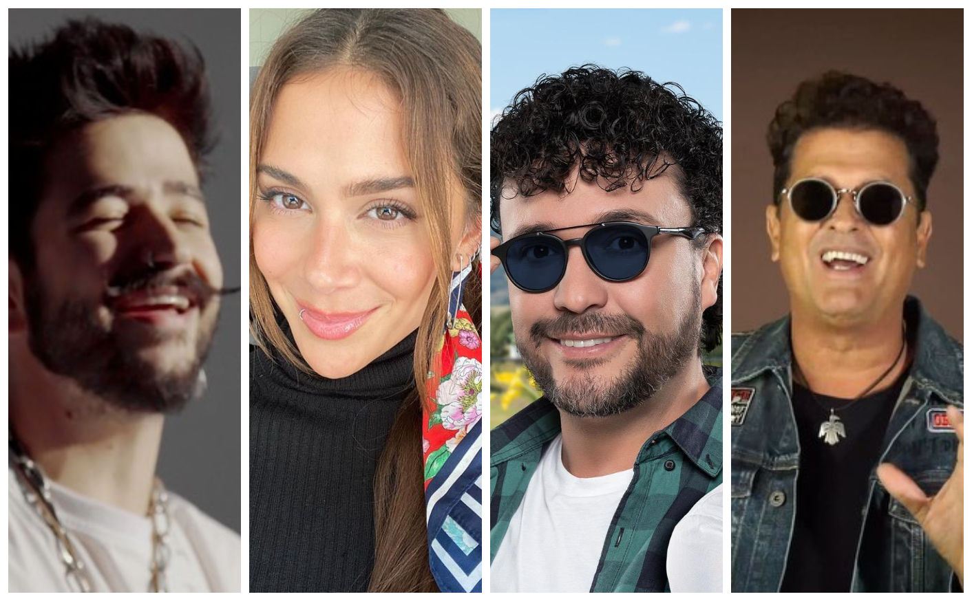 Aquí las 20 canciones del género latino más sonadas en Colombia durante el 2020