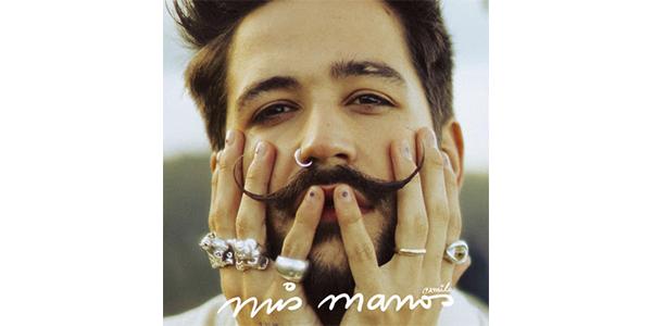 CAMILO el cantautor ganador de Latin GRAMMY® y actual nominado al GRAMMY® lanza su esperado segundo álbum MIS MANOS