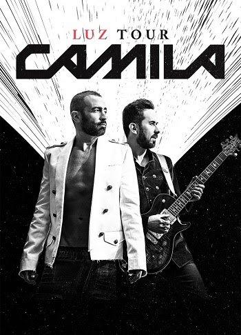 """El grupo con mayor impacto en la historia de la balada en español CAMILA se prepara para dar inicio a su gira por Estados Unidos """"LUZ TOUR"""""""