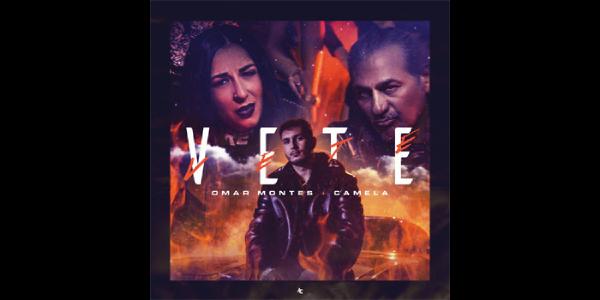 """Lee más sobre el artículo OMAR MONTES lleva el sonido global del flamenco urbano al mundo con su sencillo """"VETE"""" junto a CAMELA"""